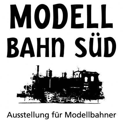 Modell bahn sud