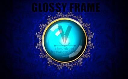 Glossy Frame