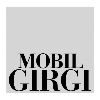 free vector Mobil girgi