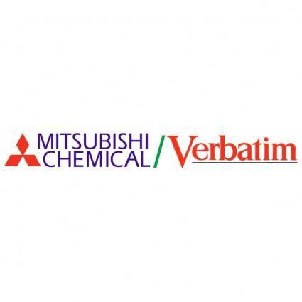 free vector Mitsubishi chemical verbatim