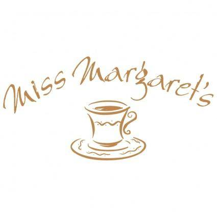 free vector Miss margarets