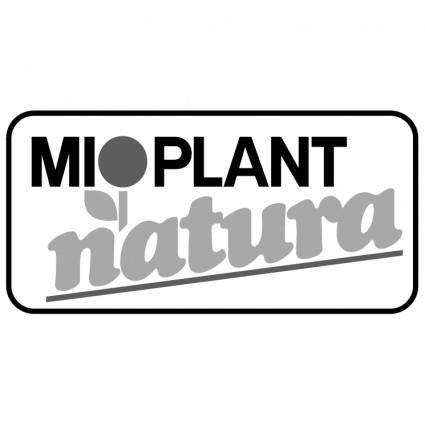 free vector Mioplant natura