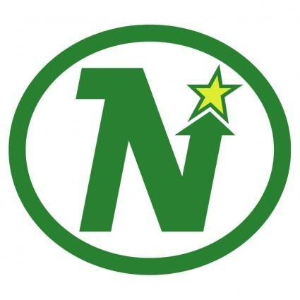 free vector Minnesota north stars