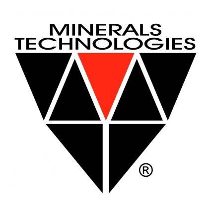 free vector Minerals technologies