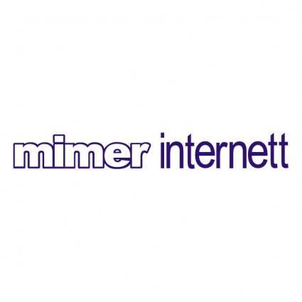 Mimer internett