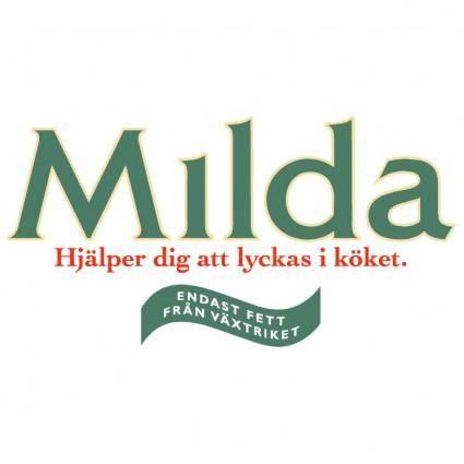free vector Milda