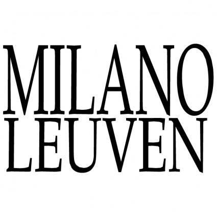Milano leuven