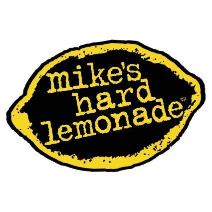 free vector Mikes hard lemonade