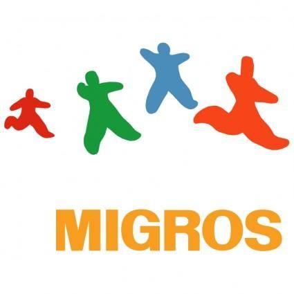free vector Migros 0
