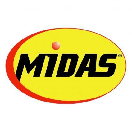 free vector Midas 1
