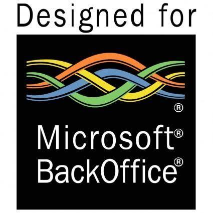 free vector Microsoft backoffice