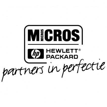 free vector Micros hp