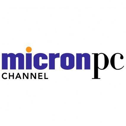 free vector Micronpc channel
