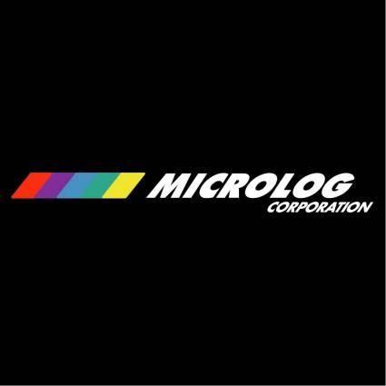 free vector Microlog
