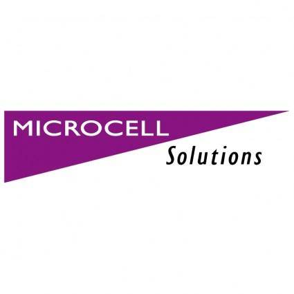 free vector Microcell solutions 0