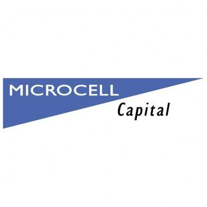 free vector Microcell capital