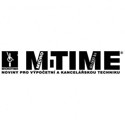 Micro time