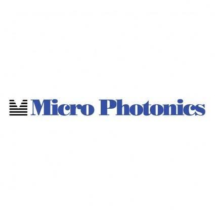 free vector Micro photonics