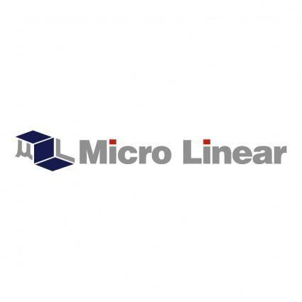 Micro linear