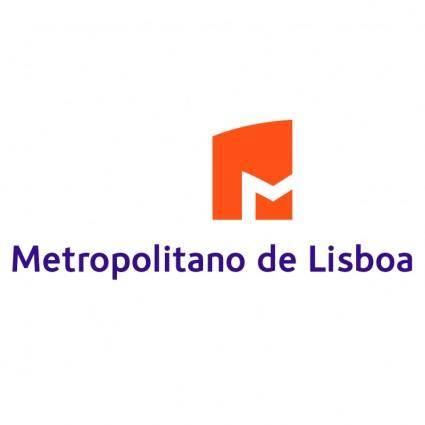 free vector Metropolitano de lisboa 1