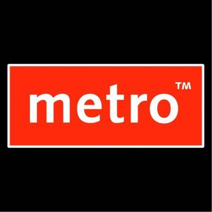 free vector Metro group