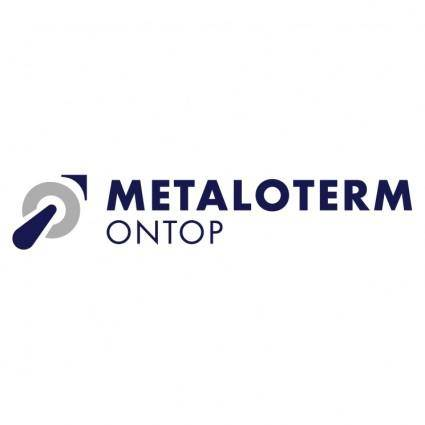 free vector Metaloterm ontop