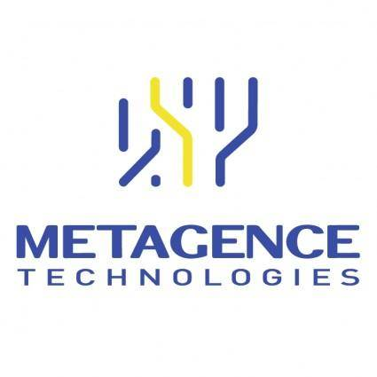 Metagence technologies