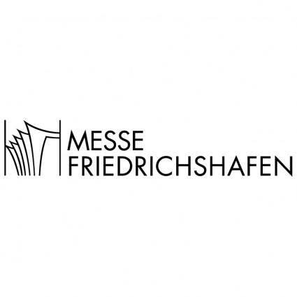free vector Messe friedrichshafen