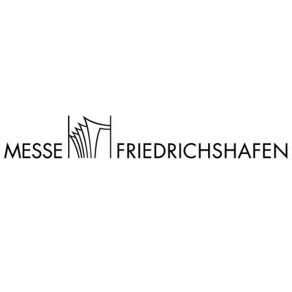 free vector Messe friedrichshafen 0