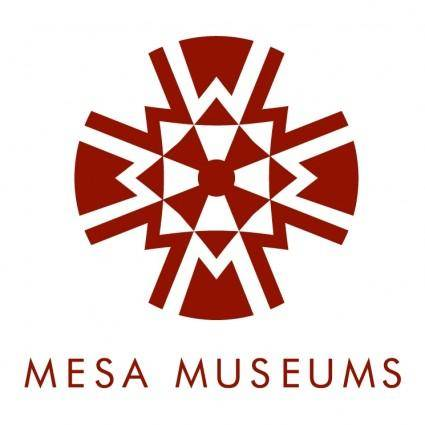 free vector Mesa museums