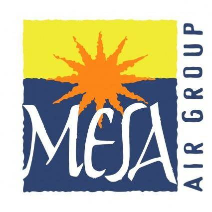 free vector Mesa air group