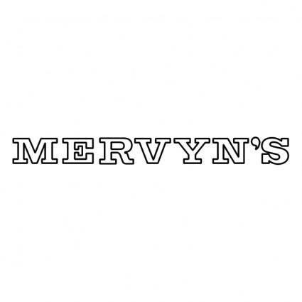 free vector Mervyns 0