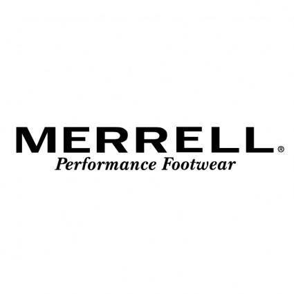 free vector Merrell