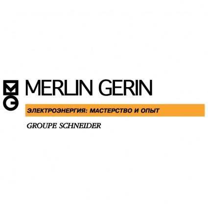 free vector Merlin gerin