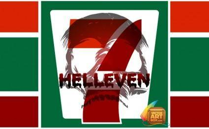free vector Seven Eleven