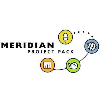 free vector Meridian project pack