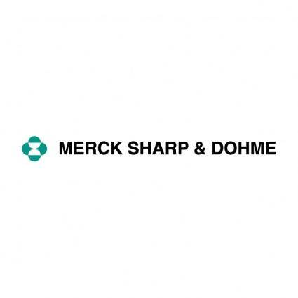 Merck sharp dohme