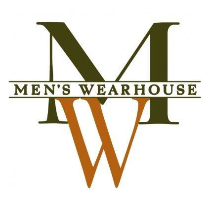 free vector Mens wearhouse 0