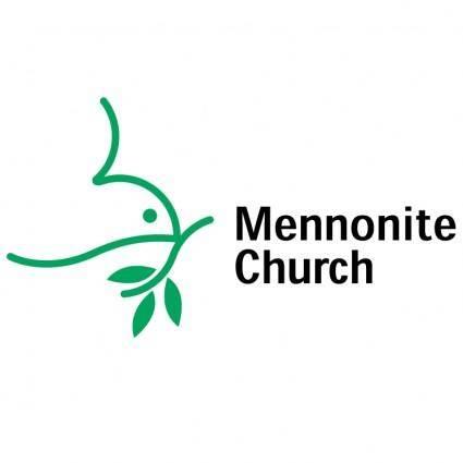free vector Mennonite church 0