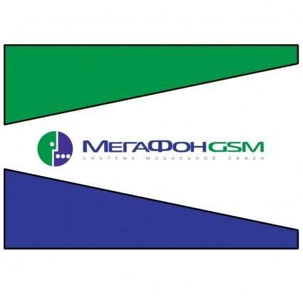 free vector Megafon gsm 0