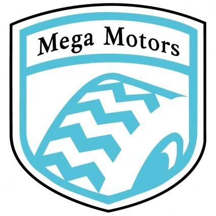free vector Mega motors