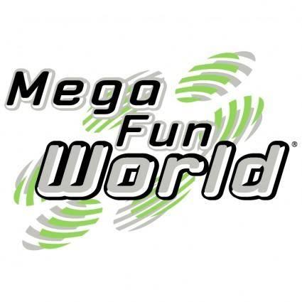 free vector Mega fun world