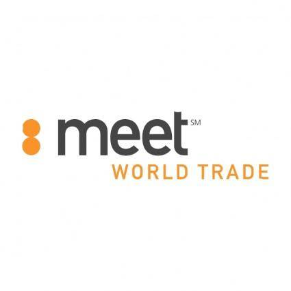 free vector Meet world trade