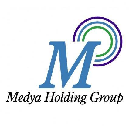 free vector Medya holding group