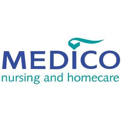 free vector Medico nursing and homecare