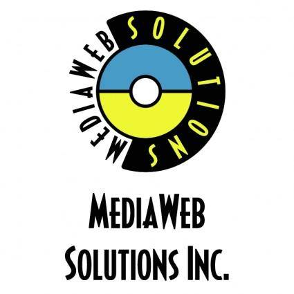 free vector Mediaweb solutions
