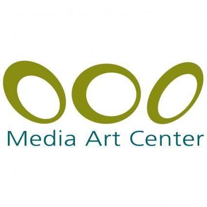 free vector Media art center
