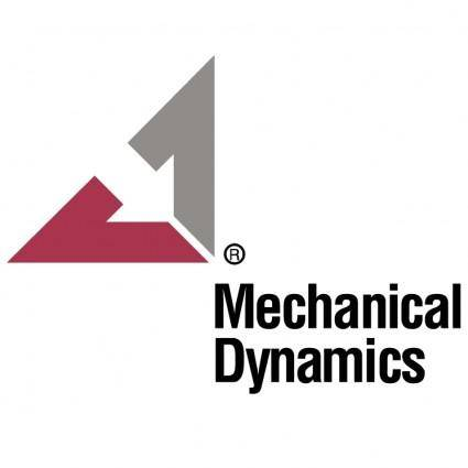 free vector Mechanical dynamics 0