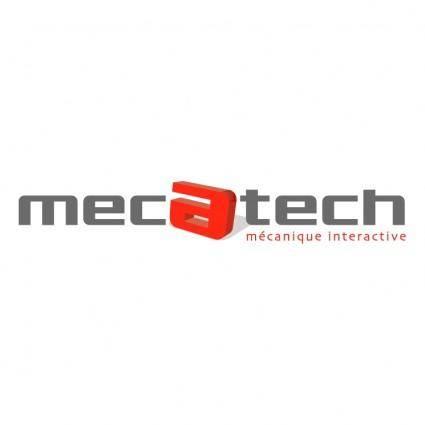 free vector Mecatech