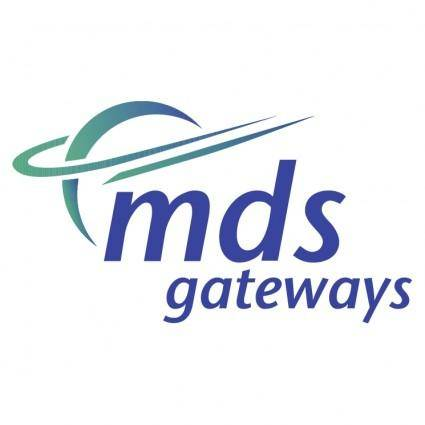 Mds gateways